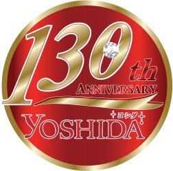130th-Anniversary ロゴ